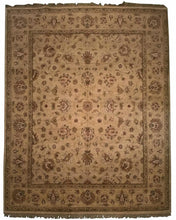 Handmade Indian Agra Rug - Los Altos Rug Gallery - 8135