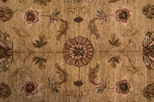 Handmade Indian Agra Rug - Los Altos Rug Gallery - 8135 - Main