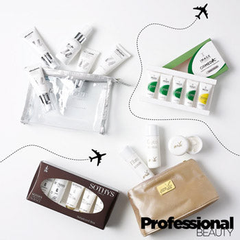 Ultraderm UltraMini Travel Kit as seen in Professional Beauty