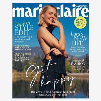 Ultraderm Rapid Retinol Concentrate as seen in Marie Claire Australia