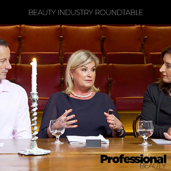 Pauline Valle, Ultraderm - Professional Beauty Industry Roundable