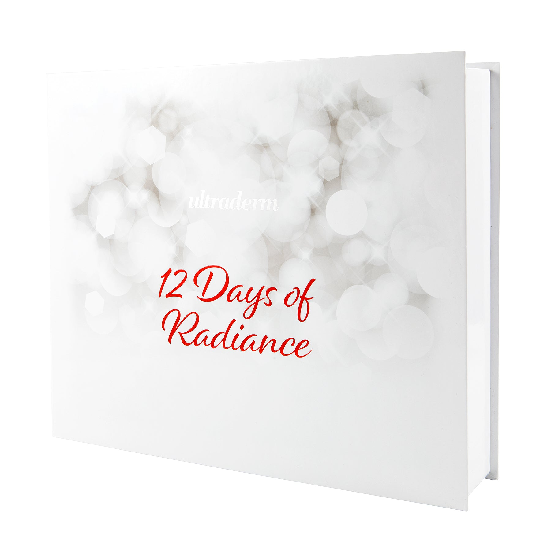 Ultraderm 12 Days of Radiance. The ultimate skincare advent calendar 2019
