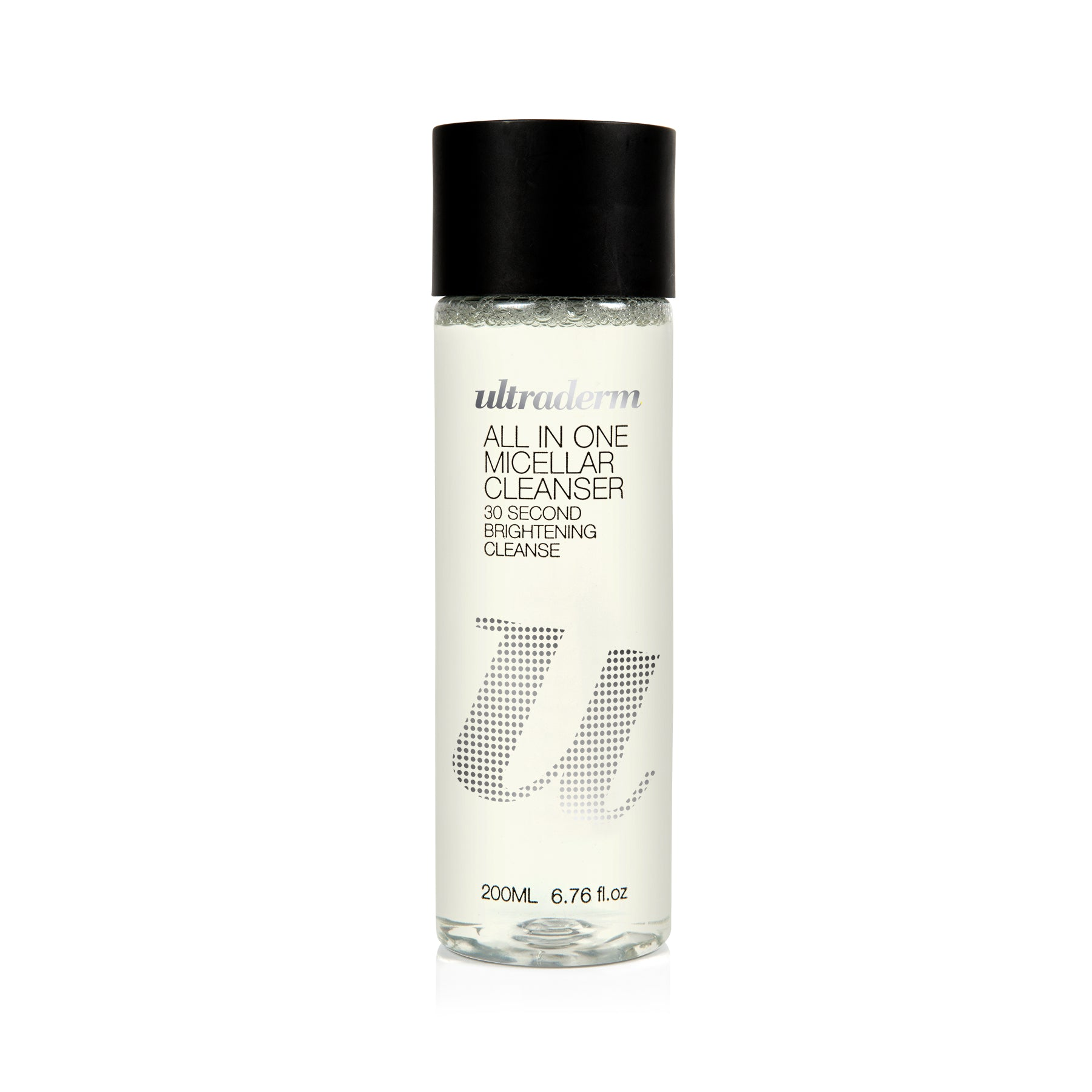 Ultraderm All In One Micellar Cleanser, Micellar Water & Makeup Remover
