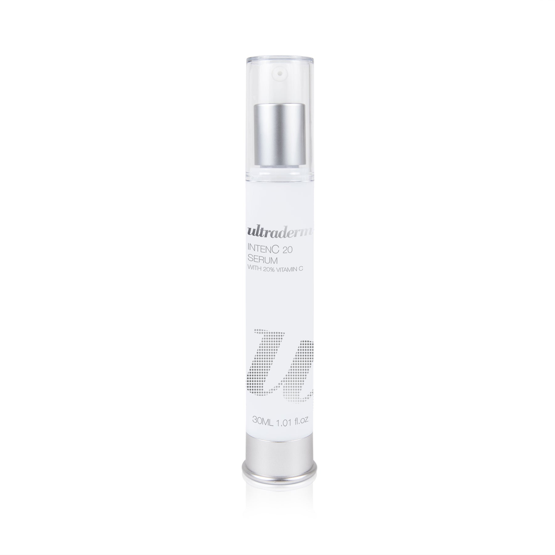 Ultraderm IntenC 20 Serum, Concentrated Vitamin C 20% Brightening Serum