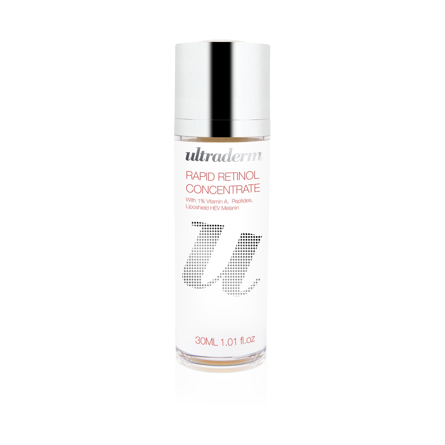 Ultraderm Rapid Retinol Concentrate, Super Strength Vitamin A Retinol Serum