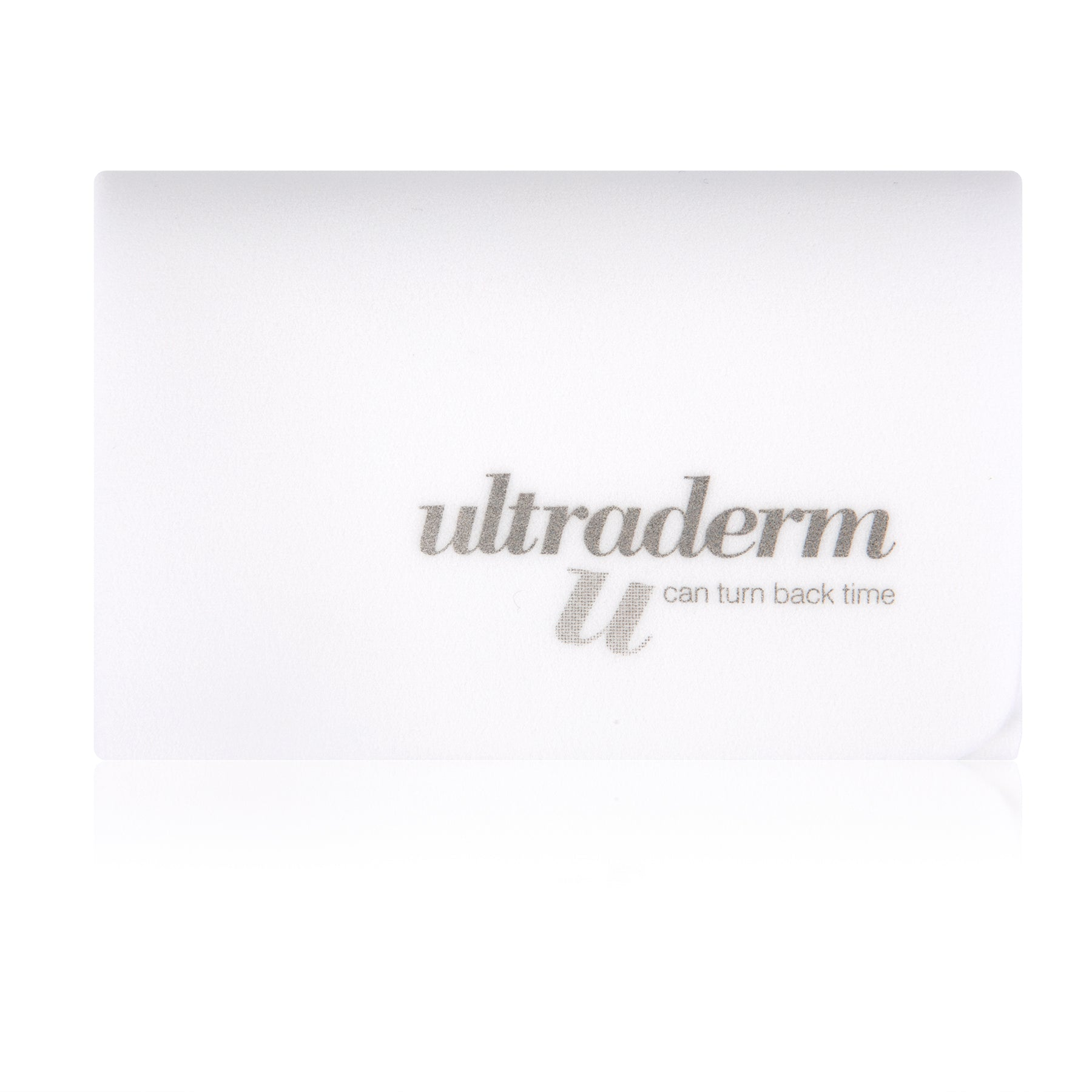 Ultraderm Silky Soft Facial Cleansing Chamois, Antibacterial Cleansing Towel