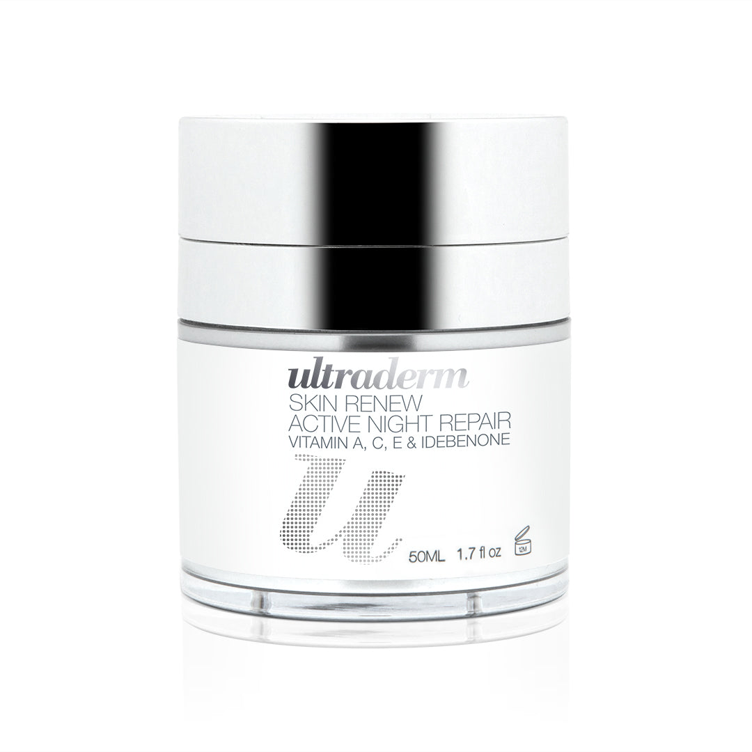 Ultraderm Skin Renew Active Night Repair, Multivitamin Antioxidant Moisturiser