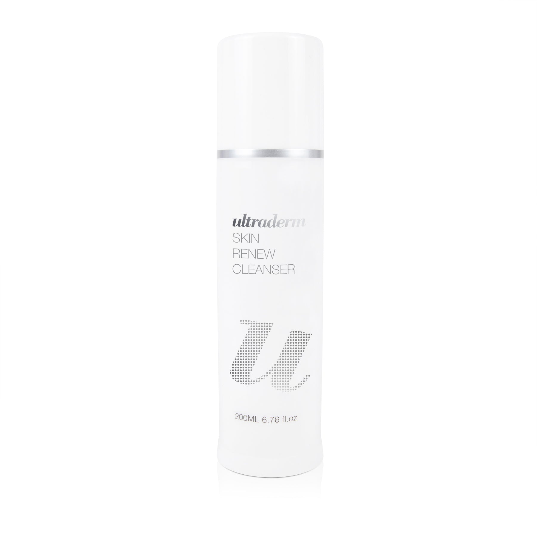 Ultraderm Skin Renew Cleanser, AHA/BHA Gentle Exfoliating Cleanser with Glycolic & Salicylic Acids