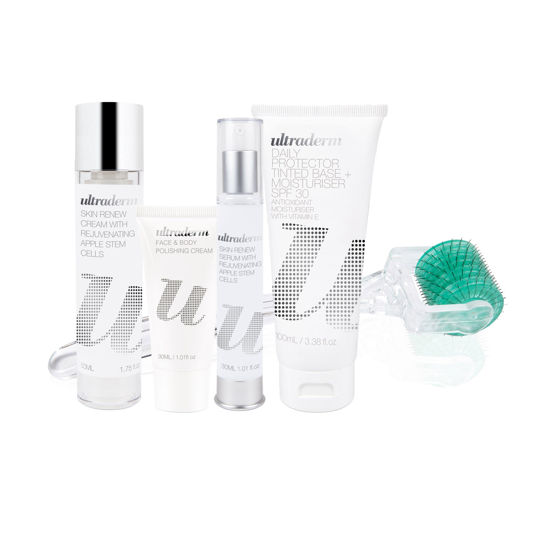 Ultraderm Skin Renew Micro-Needle Roller Pack