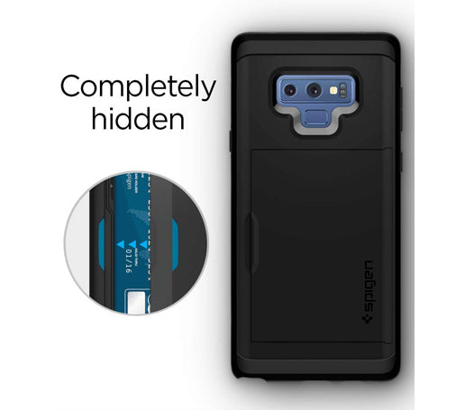 save off 24040 406a3 Spigen Slim Armor CS (Samsung Note 9)