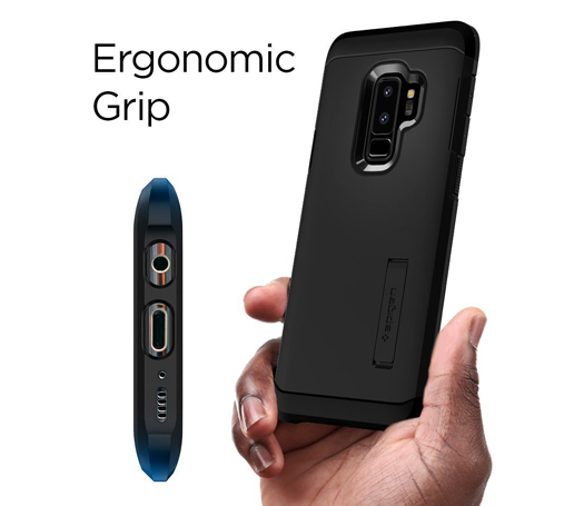 new product 2c6a9 54d3d Spigen Slim Armor (Samsung S9 Plus)