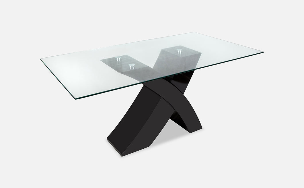 Avis Dining Table (Black)