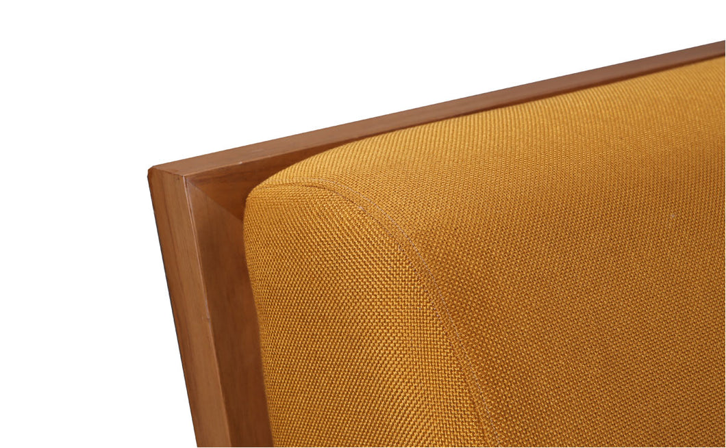 Gladys Lounge Chair (Golden Dust)
