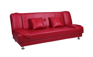 Gucci Sofa Bed - Red