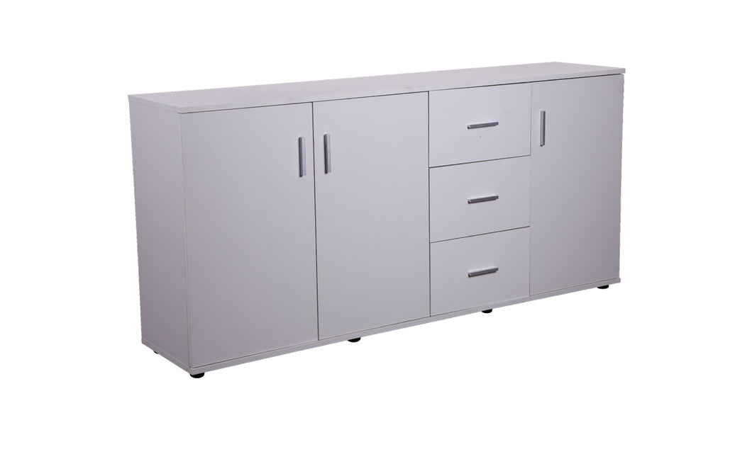 Haize Cabinet (White)