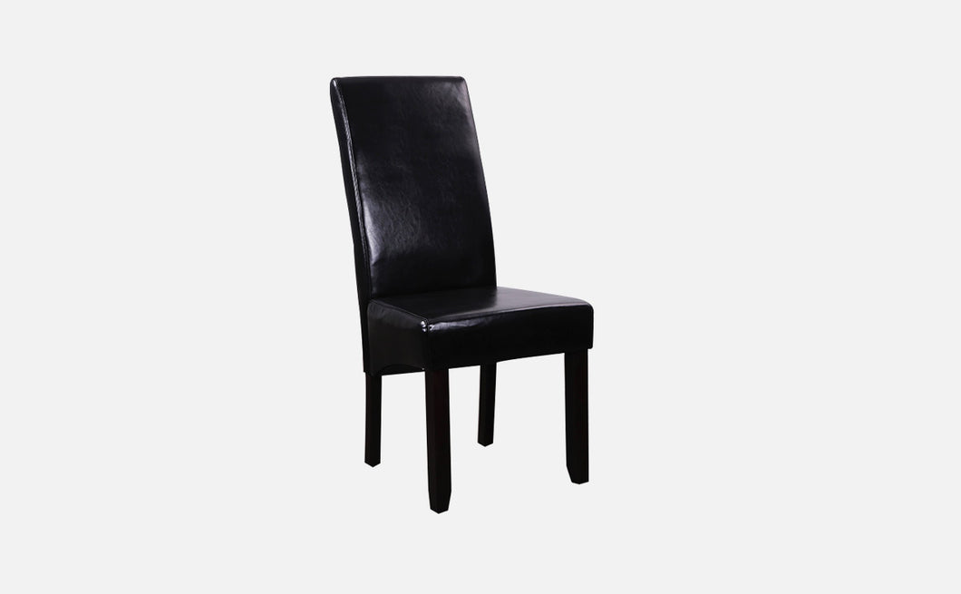 Lentin Dining Chair - Black