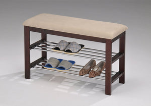 Hola Shoe Rack - Cream