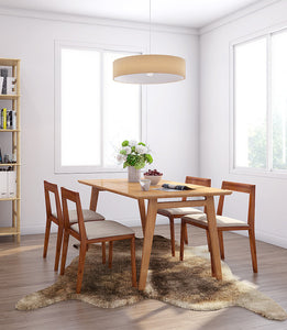 Tolkien 4 Seater Dining Table
