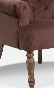 Ucha Armchair (Brown)