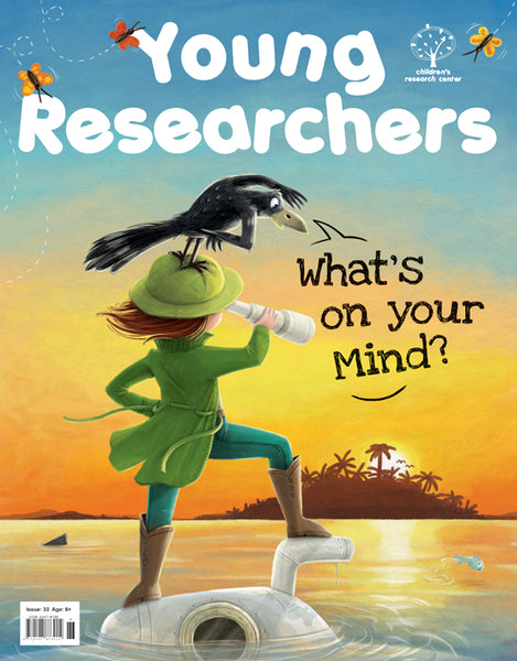 Issue 33 - What's on Your Mind?
