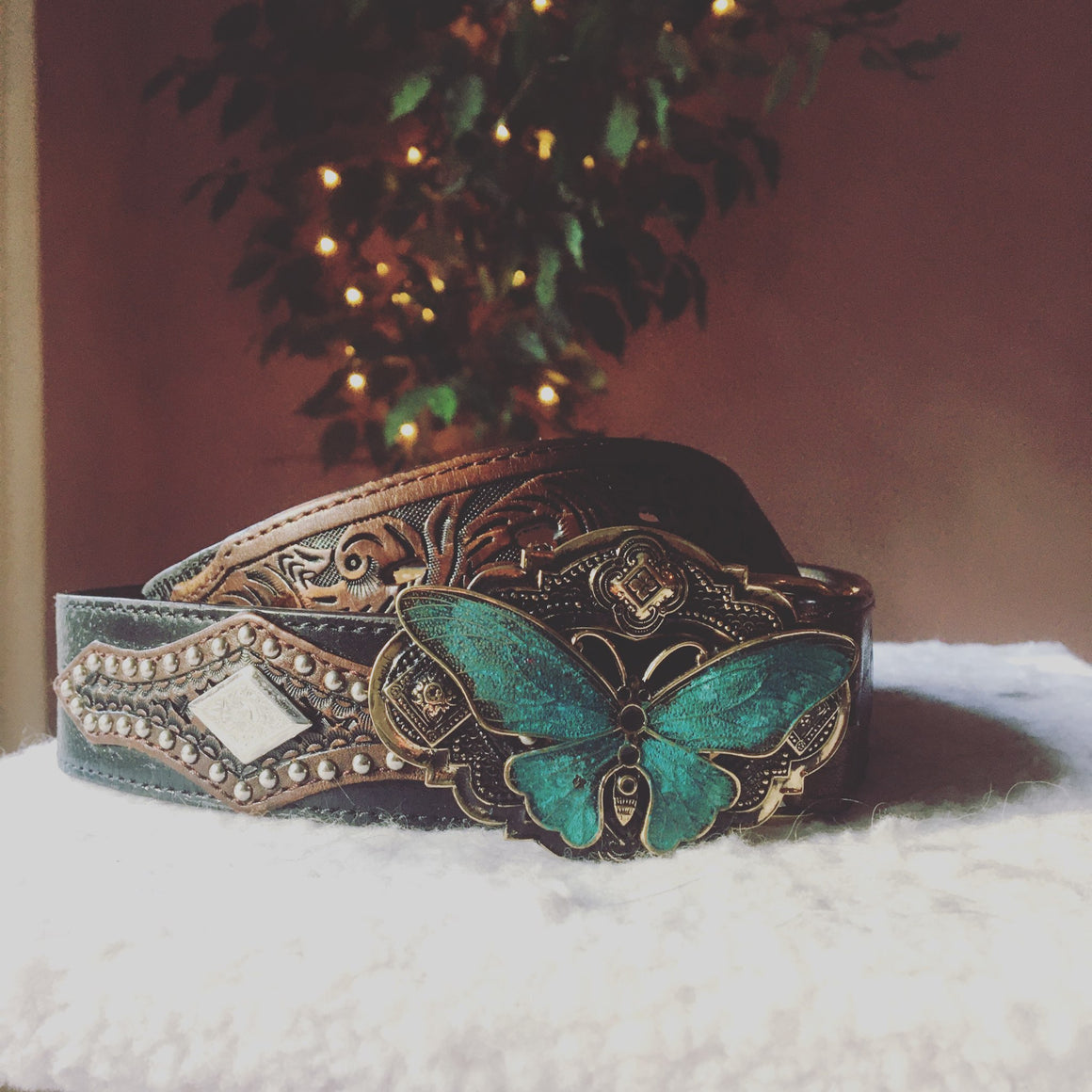 Butterfly Buckle - Sur Tan Mfg. Co.