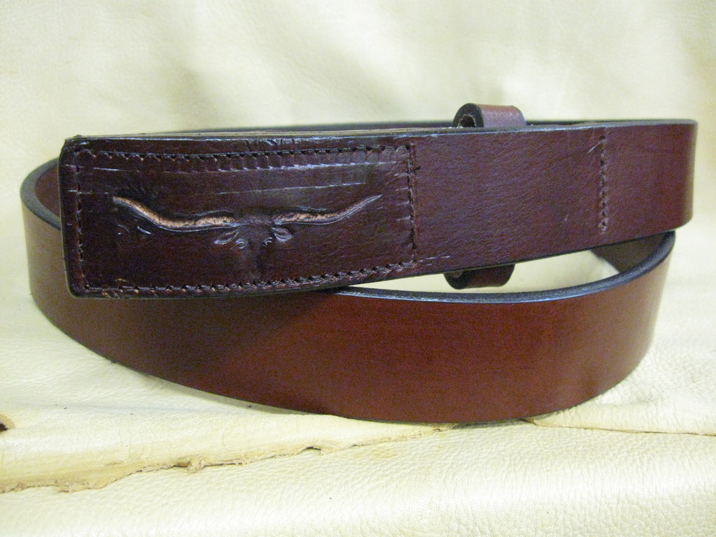 Mechanic's Leather Belt - Sur Tan Mfg. Co.