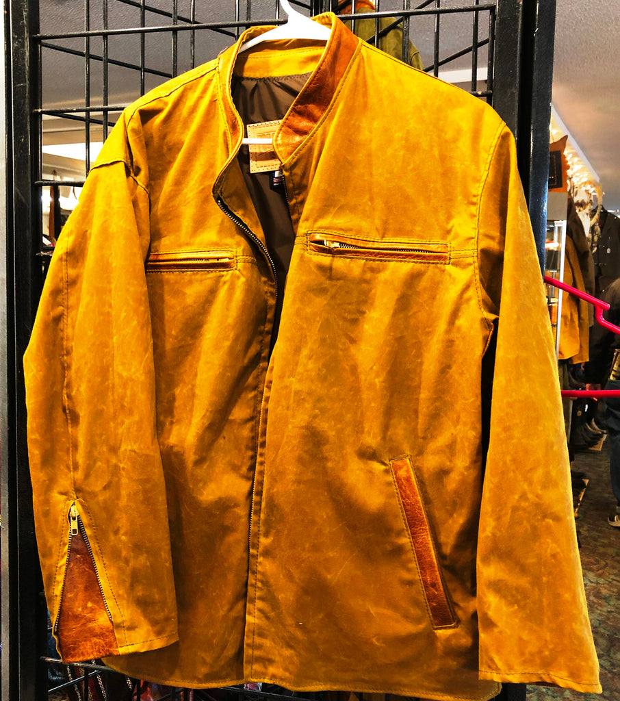 Men's Corvette Jacket - Sur Tan Mfg. Co.
