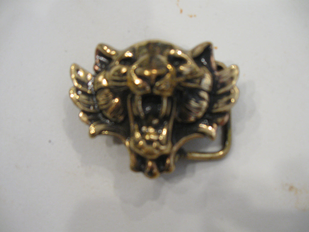 Lion's Head Buckle - Sur Tan Mfg. Co.