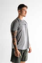 Sparta Training T-shirt - Grey Marl/Black - Sparta Gym Wear