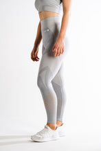 Sparta Laconic Seamless Leggings - Charcoal Grey - Sparta Gym Wear