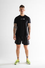 Sparta Training T-shirt - Black/White - Sparta Gym Wear