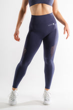 Sparta Evo Seamless Leggings - Sapphire Blue - Sparta Gym Wear