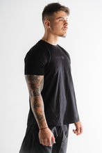 Sparta Training T-shirt - Black/Black - Sparta Gym Wear