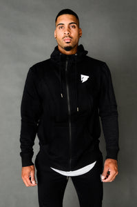 Sparta WARFIT Jacket - Black - Sparta Gym Wear