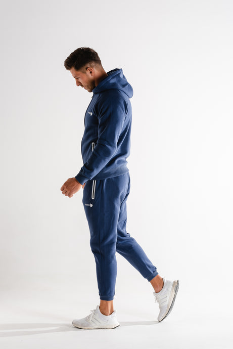 Sparta Technical Fleece Jacket - Navy - Sparta GymWear