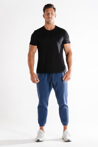Sparta Raw T-shirt - Black