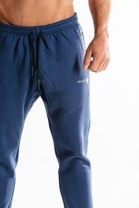 Sparta Technical Fleece Jogger- Navy - Sparta Gym Wear