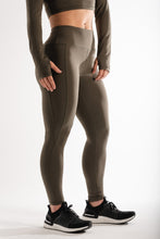 Sparta Ultra-Thermic Leggings - Light Khaki - Sparta Gym Wear