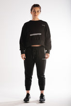 Sparta Technical Fleece 7/8 Jogger- Black - Sparta Gym Wear