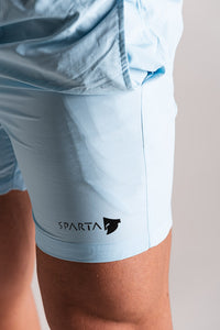Sparta Stealth Shorts - Slate Blue - Sparta Gym Wear
