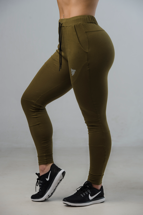 Sparta Fit Jogger - Hunter Green - Sparta Gym Wear