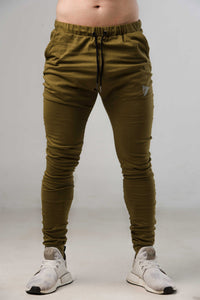 Sparta Fit Jogger - Hunter Green