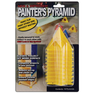 Painter's Pyramid Stands - 10 Pack - NEW