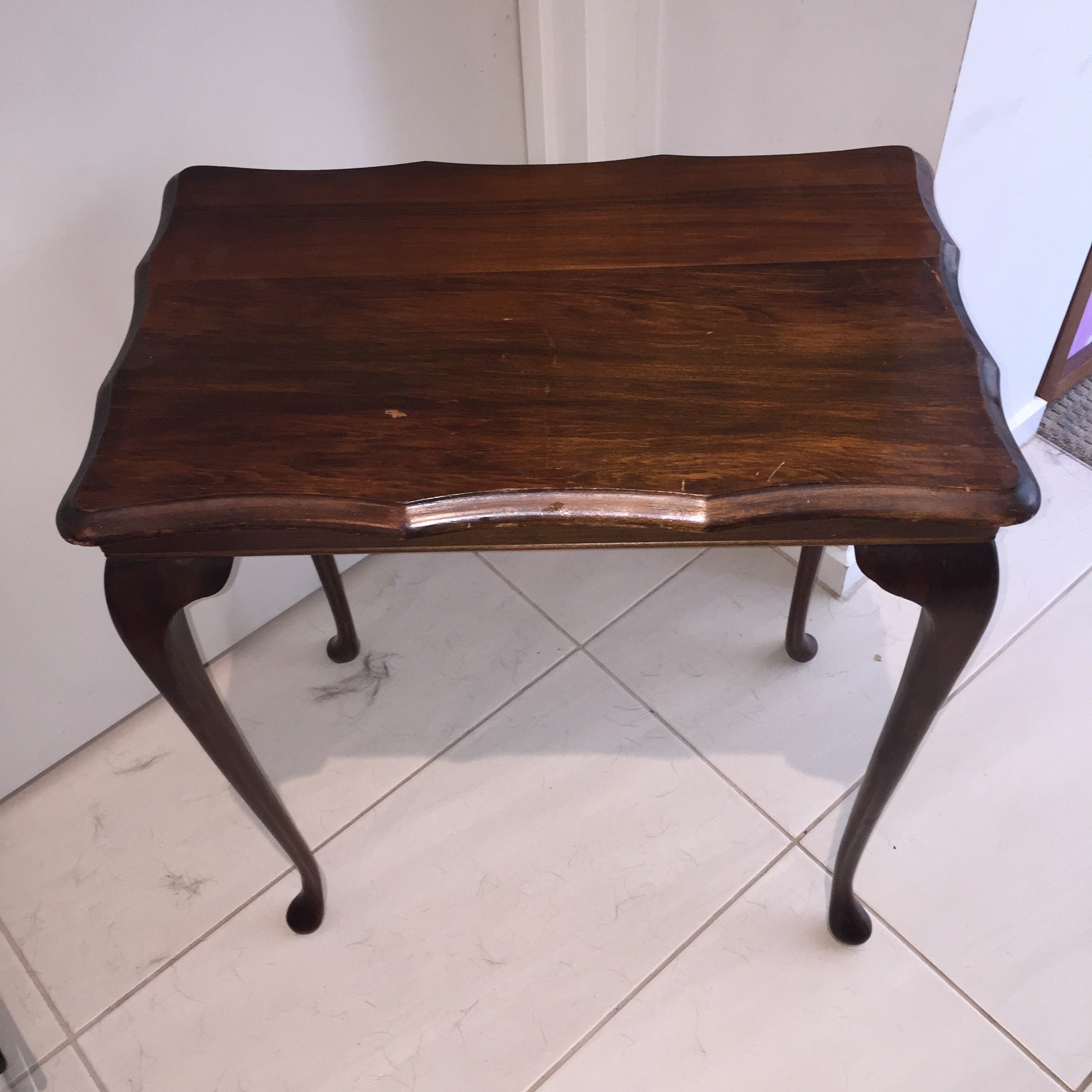Queen Anne Occasional Table