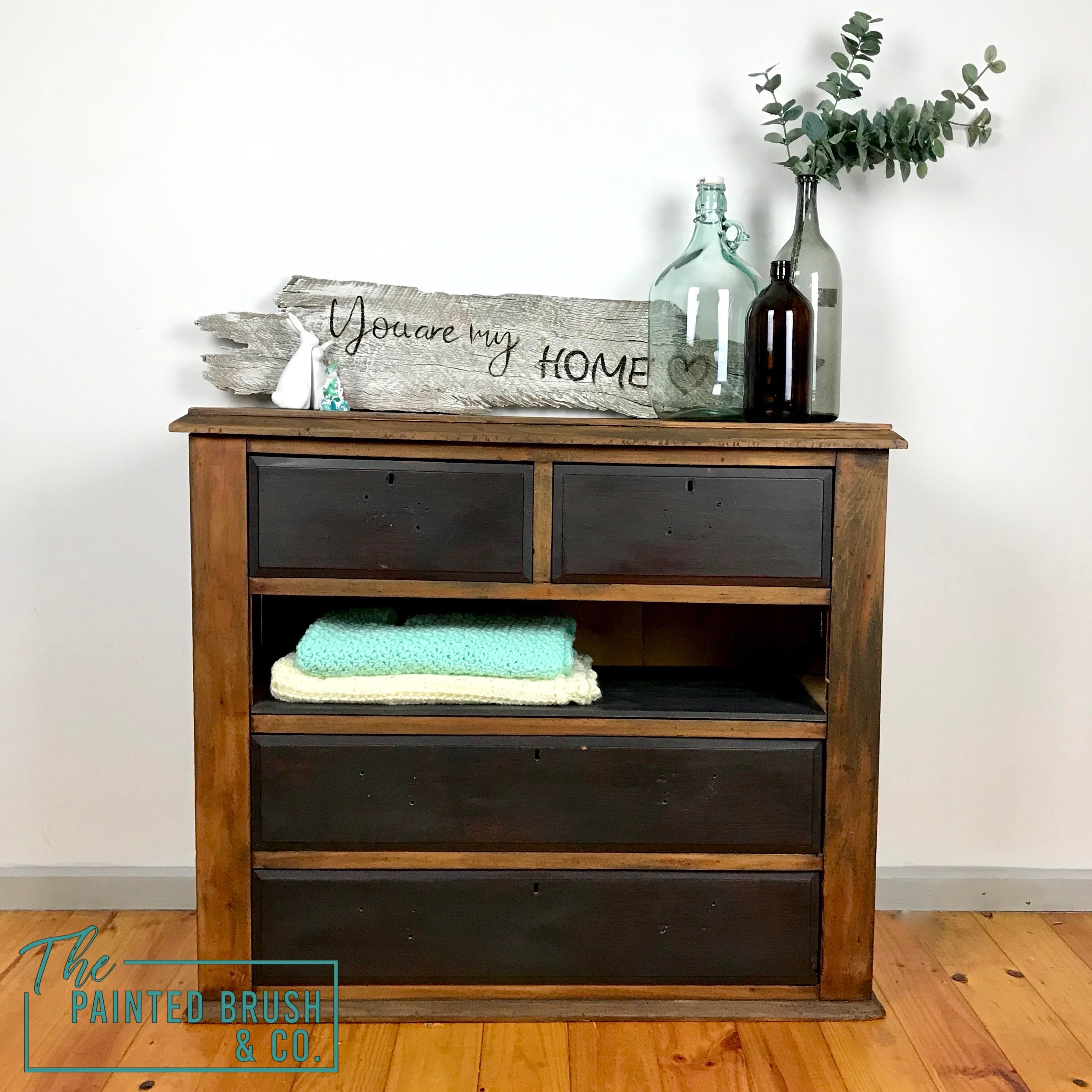 Our Timber Dresser
