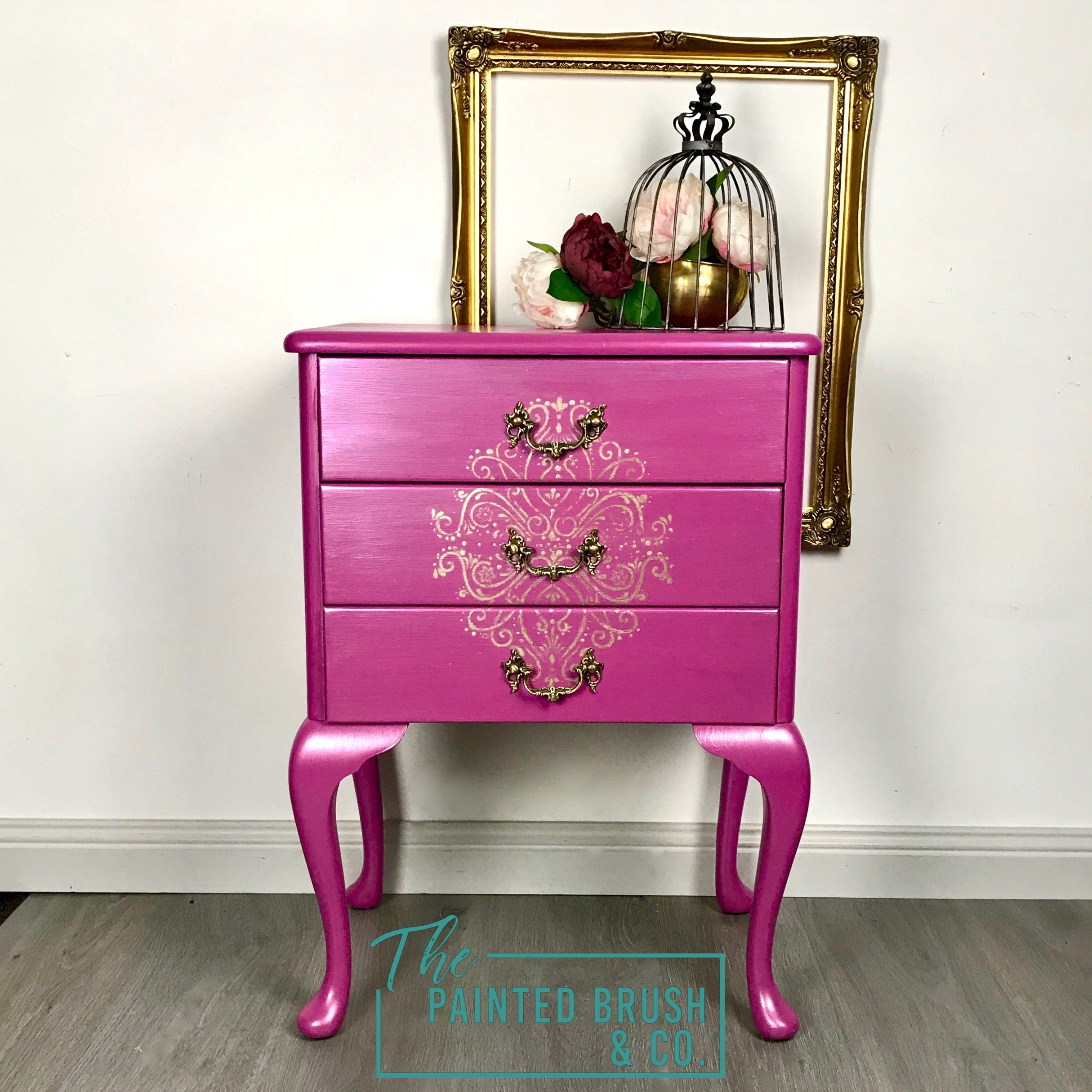 Portofino Queen Bedside Table