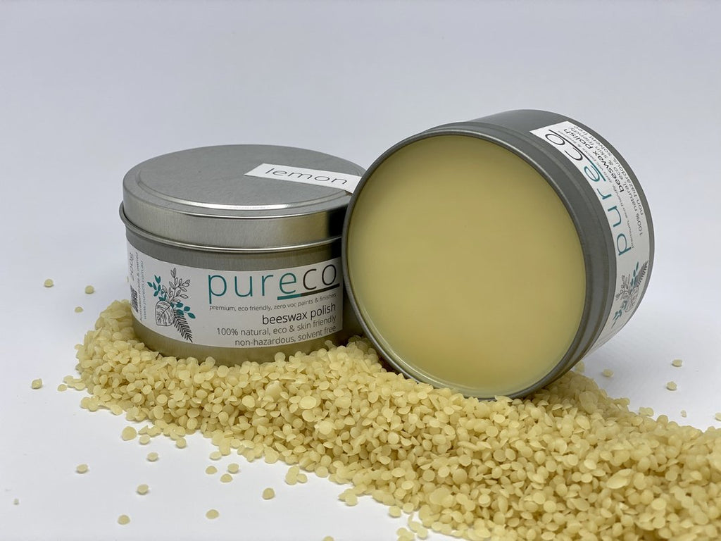 Pureco Beeswax Polish - Clear