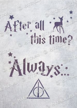 Hogwarts After Always