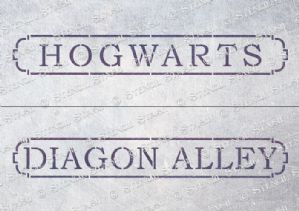 Hogwarts Diagon Alley