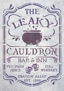 Hogwarts Leaky Cauldron